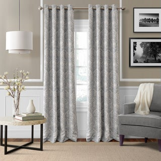 Havenside Home San Juan Room Darkening Grommet Top Curtain Panel (More options available)
