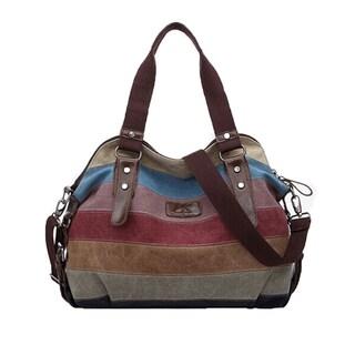 Valencia Canvas Shoulder Bag