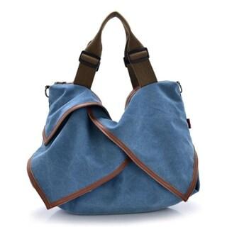 XIX Canvas Shoulder Bag