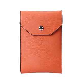 Crossbody Cell Phone Bag (Option: Orange)