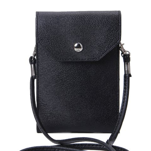 23881853a0c6 Buy Clasp Crossbody & Mini Bags Online at Overstock | Our Best Shop ...