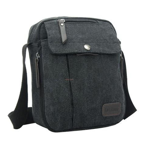 Multifunctional Canvas Traveling Bag - 6 Styles