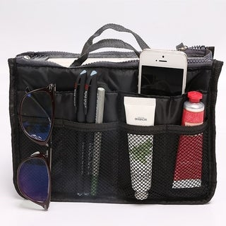 XIX Cosmetic/Purse Organizer Bag - 10 Colors (More options available)