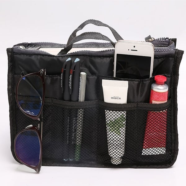 XIX Cosmetic/Purse Organizer Bag - 10 Colors