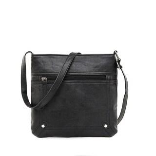 Unisex Cross Body Messenger Bag