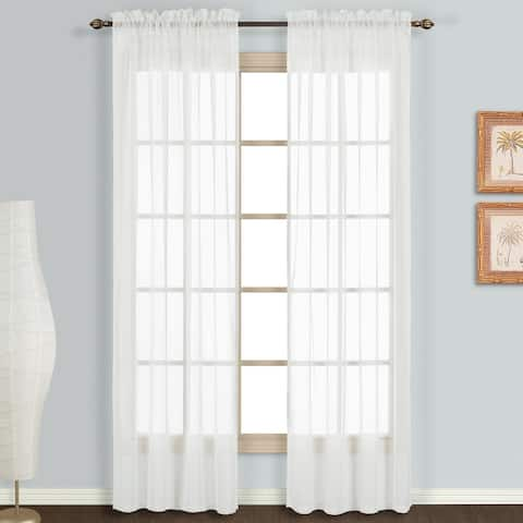 Luxury Collection Monte Carlo Window Panel Pair