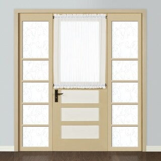 "Monte Carlo 59"" x 40"" Door Panel White"