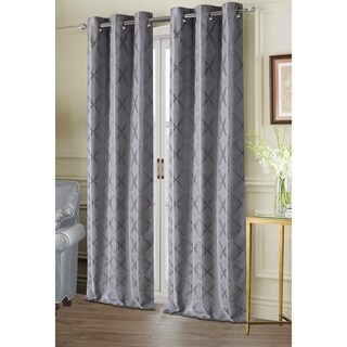 Luxury Collection Chandler Curtain Panel Pair