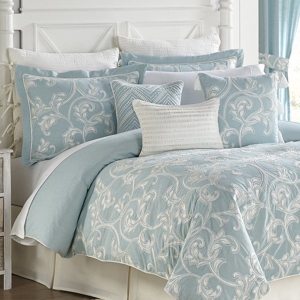 Shop Croscill Willa 4 Piece Comforter Set Free Shipping