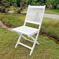 International Caravan Royal Fiji Folding Dining Chair Deals