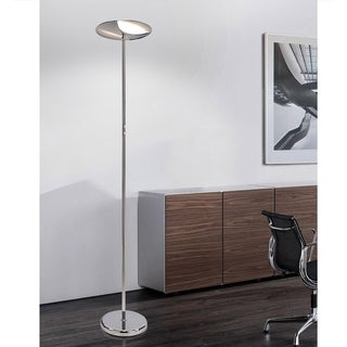 VOYAGER 30W Up and Down, Dimmable LED Torchier Floor Lamp