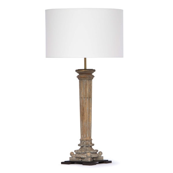 Regina Andrew Design Reuben Natural Wood Table Lamp