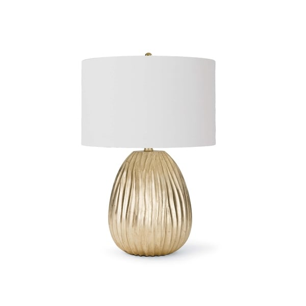 Dune Table Lamp (Gold Leaf)