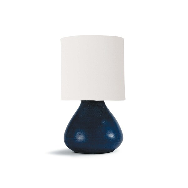 Mercury Night Light (Earthenware Belgium Blue)