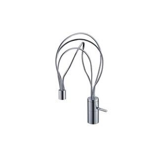 Aqua Filli Single Lever Bathroom Vanity Faucet - Chrome