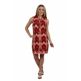 24/7 Comfort Apparel Charley Dress