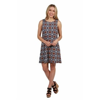 24/7 Comfort Apparel Savannah Shift Dress (5 options available)