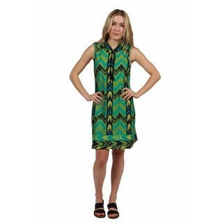24/7 Comfort Apparel Rochelle Dress