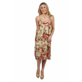 24/7 Comfort Apparel Celia Dress