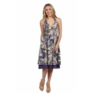 24/7 Comfort Apparel Irene Dress