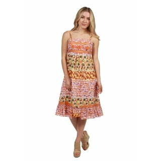 24/7 Comfort Apparel Kaele Dress