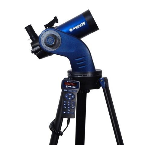 Meade Instruments StarNavigator NG 90mm Maksutov-Cassegrain Telescope