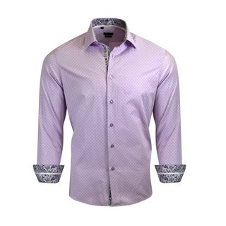 Rosso Milano Modern-Fit Men's Dress Shirt