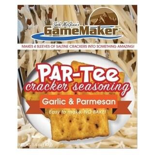 Par-Tee Cracker Seasoning - Garlic and Parmesan