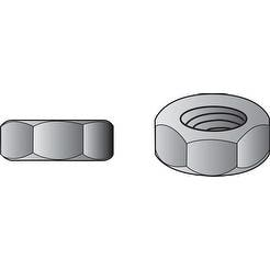 Zinc Steel Hex Nut