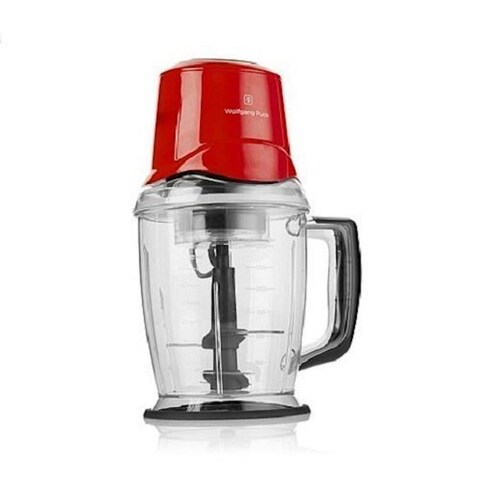 Wolfgang Puck Quad Chop Chopper Mixer 400Watt 50oz