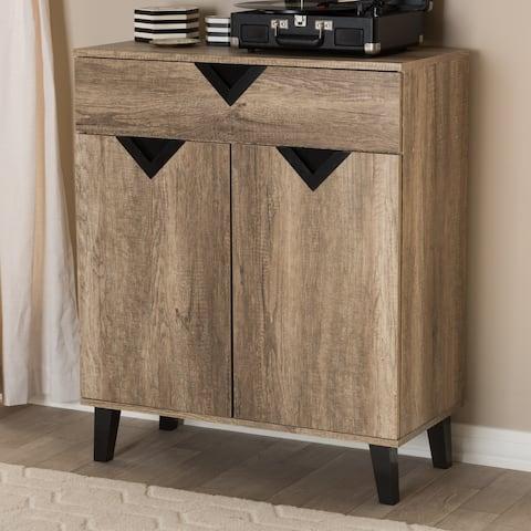 Carson Carrington Dragor Contemporary Storage Cabinet