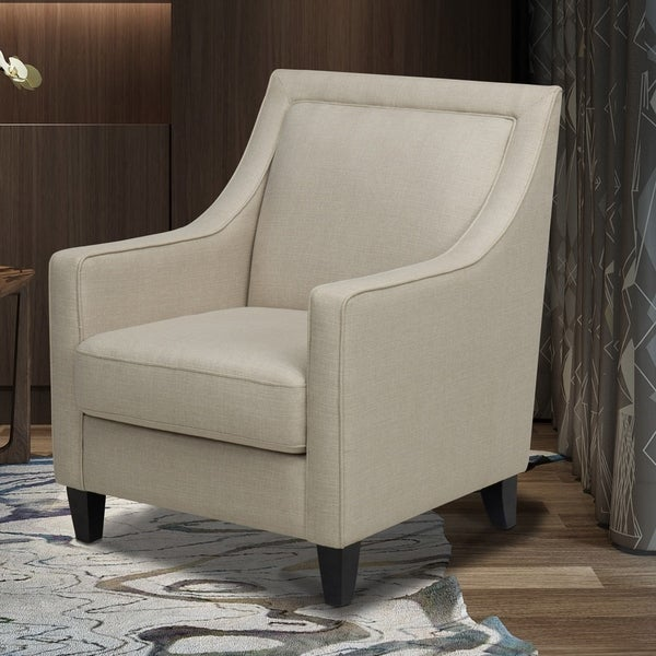 Shop Crosstown Upholstered Accent Chair On Sale Free Shipping