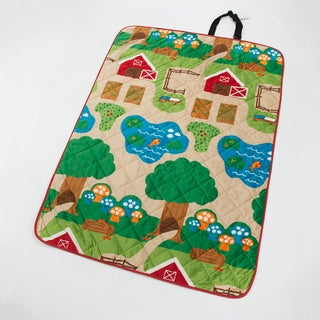 Berkshire Blanket Imagination Play Picnic Blanket