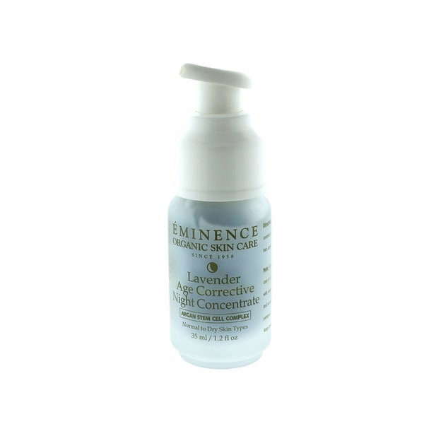 Eminence Lavender Age Corrective 1.2-ounce Night Concentrate. Opens flyout.