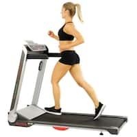 Sunny Health & Fitness Motorized Folding Treadmill - Strider, SF-T7718