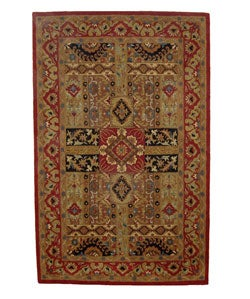Hand-tufted Wool Ashton Rug (8' x 11') - 8' x 11' - Thumbnail 0