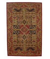 Hand-tufted Wool Ashton Rug (8' x 11') - 8' x 11'