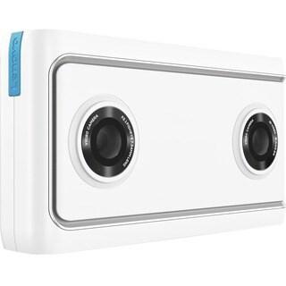 Lenovo Mirage 13 Megapixel 3D Compact Camera - White