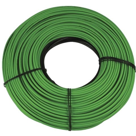 WarmlyYours Snow Melt Cable 120V, 43 ft., 4.2A