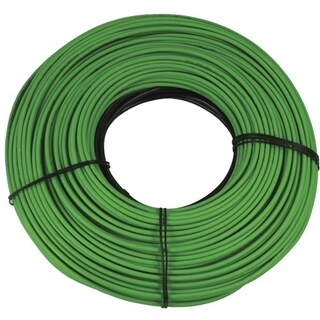 WarmlyYours Snow Melt Cable 240V, 377 ft., 18.8A