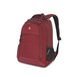 SwissGear Crimson Paddle 18.5 inch Laptop Backpack