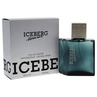 Iceberg Homme Men's 3.4-ounce Eau de Toilette Spray