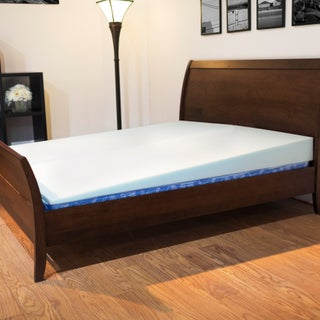 Avana Mattress Elevator - Under Bed 7-Inch Incline Foam Support (3 options available)