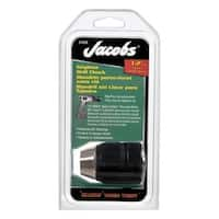 Jacobs  1/2 in. Drill Chuck