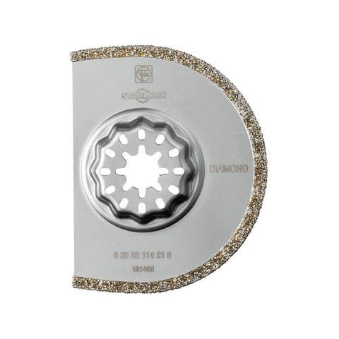 Fein Starlock Diamond Grit Segment Blade 3 in. 1 pk