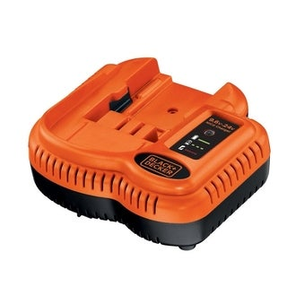 Black+Decker NiCd Battery Charger For FireStorm/Black & Decker 9.6V-18V Batteries