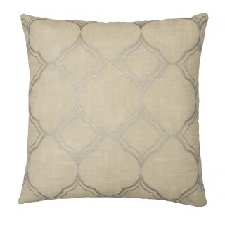 Beautyrest Pemberly 16X16 Embroidered Pillow