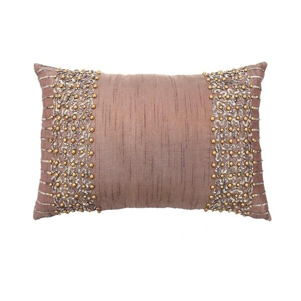 Beautyrest Montreal Faux Silk Decorative Pillow