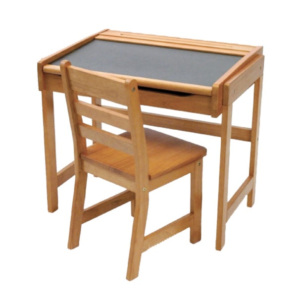 Shop Lipper International Child S Desk With Chalkboard Top