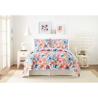 Modern Heirloom Conservatory Garden Quilt Set
